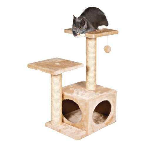 TRIXIE Pet Products Valencia Cat Tree, Beige TRIXIE Pet Products B000ND6ZNU