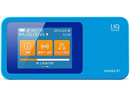 「WiMAX 2+」ついに通信速度制限が始まる → 直近3日間3Gバイトを超えると1Mbps程度に