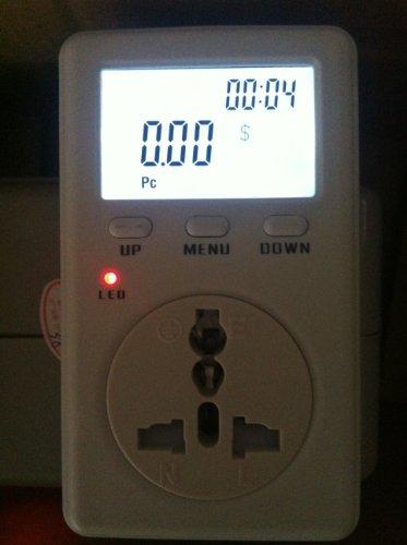 Electric Usage Monitor