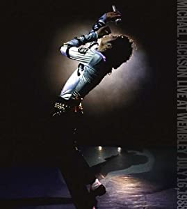 Michael Jackson: Live At Wembley (1988)