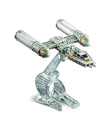 Hot Wheels Star Wars Starship Y-Wing Vehicle by Mattel