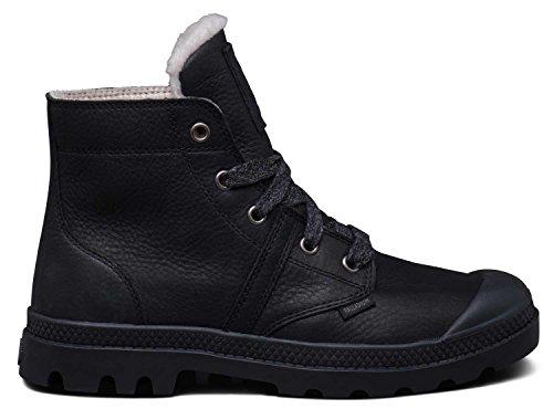 Palladium, Sneaker uomo 001 Nero  39