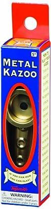 Toysmith Metal Kazoo 4.758243