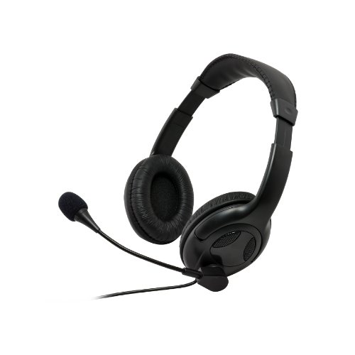 Gear Head Multimedia Headset With Microphone (Universal Connectors) (Au3700S)