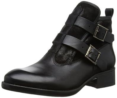 Bertie Womens Poddy Boots Black 4 UK, 37 EU