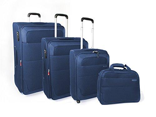 Roncato Trend Set di valigie, 72 cm, 185 litri, Avio