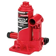 Powerbuilt 640405 Heavy Duty 2-Ton Bottle Jack