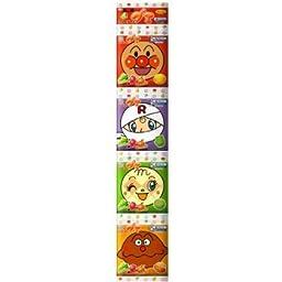 Fujiya Japan Anpanman Gummy quadruple 84g (21g x 4 bags) x 10 pcs