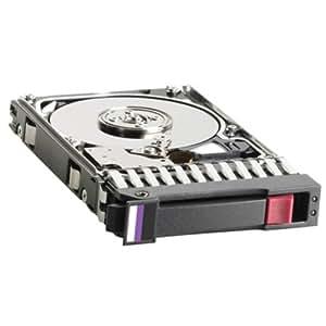 HP 652605-B21 Disque dur interne SAS 146 Go Noir