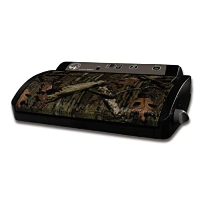 GameSaver Bronze Vacuum Sealer, Mossy Oak Camouflage from Sportsman Supply Inc.