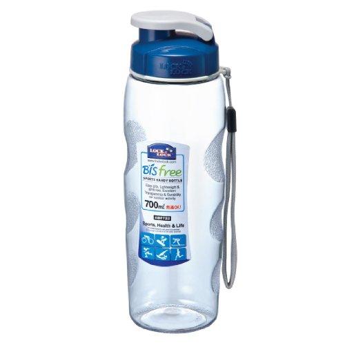 Lock&Lock 24-Fluid Ounce Bisfree Handy Sports Water Bottle, Tritan, 2.9-Cup (Locklock Bottle compare prices)