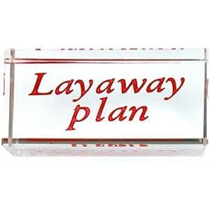 Countertop Dishwasher Layaway : ... Display Sign Layaway Plan Jewelry Countertop Fixtures - Jewelry Trays