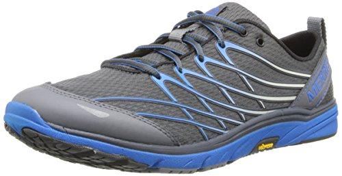 Merrell Men'S Bare Access 3 Trail Running Shoe,Castle Rock/Blue,12 M Us