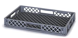 Ventilated Perforated Euro Plastic Stacking Container