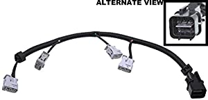 amazon com  apdty 112845 ignition coil pigtail connector