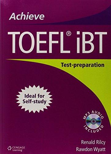 Achieve TOEFL IBT: Test-Preparation Guide