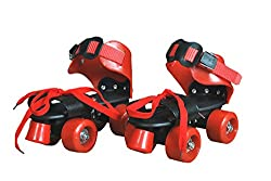 Adjustable Roller skates for kids (COLORS MAY VARY)