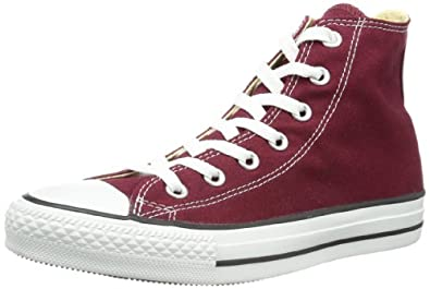 Converse All Star Hi Trainers Maroon 4 Child UK