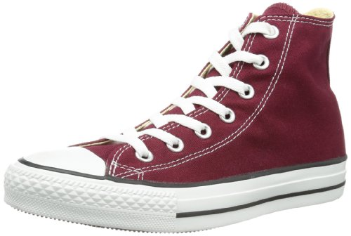 Converse Unisex Chuck Taylor AS Core Lace-Up Maroon M9613 4 UK