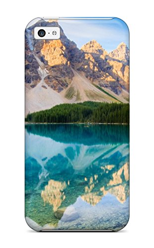 Balyh5816Xdicu Case Cover Protector For Iphone 5C Canada Nature Case front-402252
