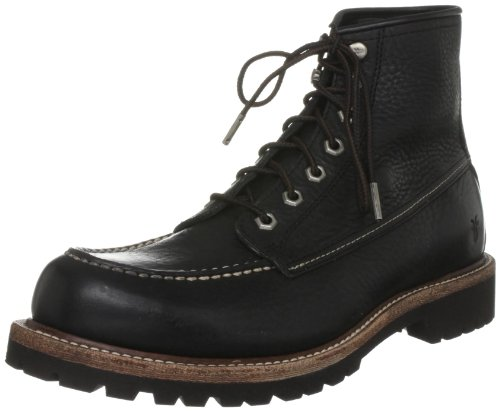 Frye Men's Dakota Mid Lace Black Lace Up 87325 7 UK, 8 US