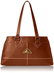 Meridian Women's Handbag (Tan) (mrb-017)
