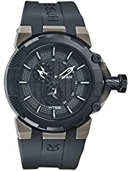 Titan HTSE Black Dial Analog Watch For Men-1539KP01