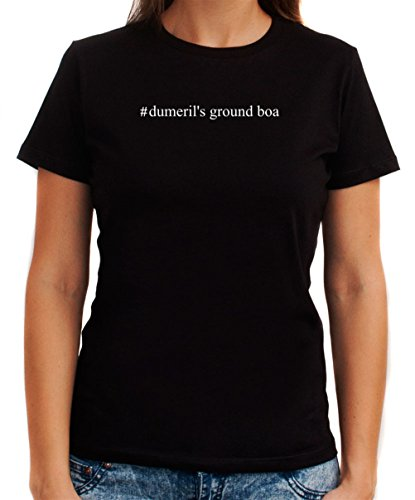 #Dumeril's Ground Boa Women T-Shirt