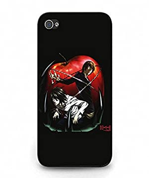 Iphone 5c Case, MAKEUPCASES 040 Type Death Note Picture Print Superior Design Dirty-Proof Caee Fit Iphone 5c