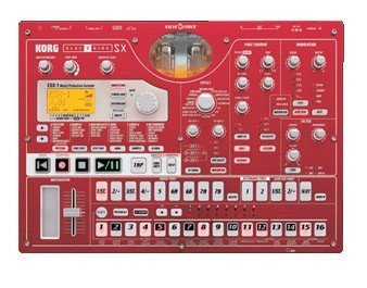 Read About Korg Electribe Sx Production Sampler W/Sequencer Groove / Production Station