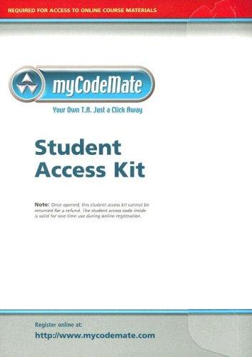 MyCodeMate Student Access Kit