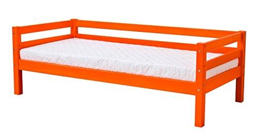 Hoppekids Lit enfant Basic 70*160 - Orange