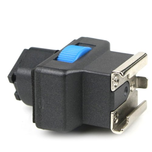 Mini Hot Shoe Converter Adapter Mount For Sony Dv Camcorder Microphone