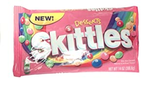 Skittles Desserts Mix, 14 Oz (Pack of 2)