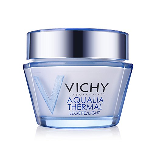 Aqualia Thermal Crema leggera di Vichy, Crema Viso Donna - Vasetto 50 ml