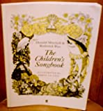 The Children's Songbook (0571100546) by Mitchell, Donald