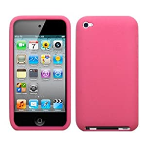 f8cf90d3d4c5e Cbus Wireless Light Pink Silicone Case / Skin / Cover for Apple iPod ...