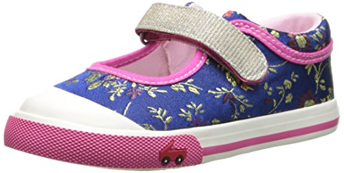 See Kai Run Angela Mary Jane (Infant/Toddler),Blue,9 M Us Toddler front-493119