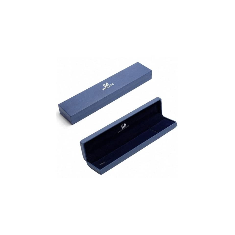 TAOTAOHAS  (1PC) Paper Jewelry Long Gift Box for Crystallized Swarovski Elements Austria Crystal Necklace, Bracelet, Earrings or Rings (Long Box) TAOTAOHAS Jewelry