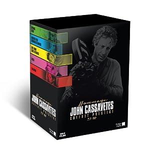 Hommage John Cassavetes - Coffret Prestige [Coffret prestige - Blu-ray + DVD]