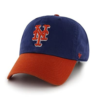 MLB '47 Brand Clean Up Two Tone Adjustable Cap