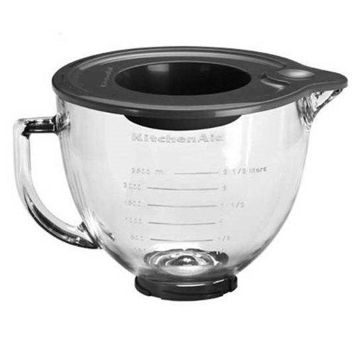 KitchenAid 4.8 litre Glass Bowl