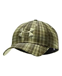 Under Armour Men's UA Resonance Stretch Fit Cap Combo Medium & Large Canvas