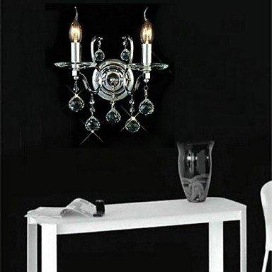 cristal double paroi de la lampe