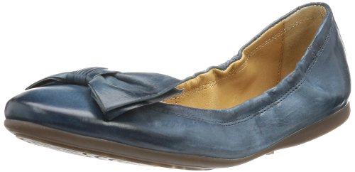 Belmondo 320804/U Ballet Flats Womens Blue Blau (marino) Size: 6.5 (40 EU)