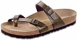 Birkenstock Mayari Sandal,Golden Brown,42 M EU