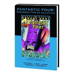 Marvel Premiere Classic #53, Fantastic Four: Resurrection of Galactus DM variant (Marvel Premiere Classic)
