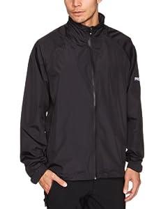 Pro Quip Men's Aquastorm Waterproof Jacket Full-Zip - Black, Small