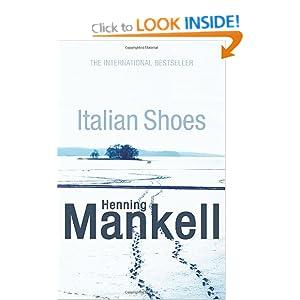 Italian shoes - Henning Mankell