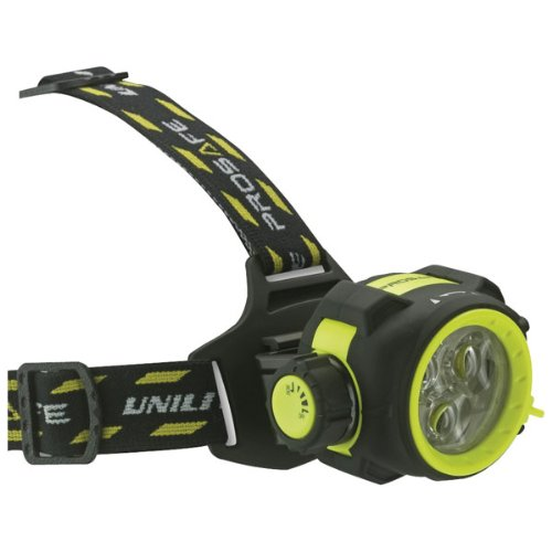 Unilite Prosafe High Visability Rechargeable LED Headlight 500 Lumen Headlight